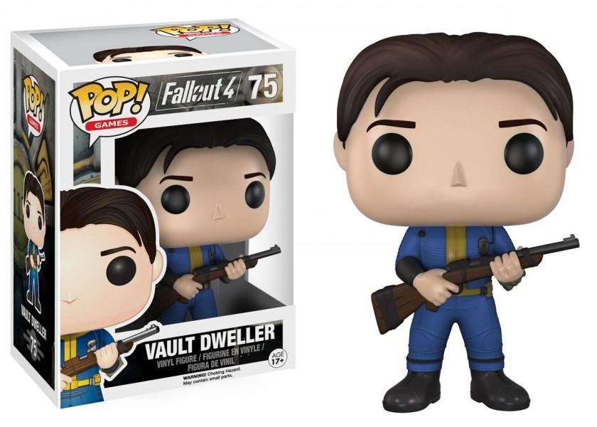 Fallout 4 Vault Dweller Pop! Vinyl