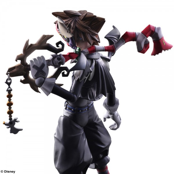 Play Arts Kai Kingdom Hearts Ii Halloween Town Sora: Discover Your Destiny With New Kingdom Hearts II Play Arts
