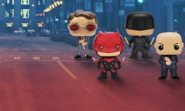 Daredevil Goes Pop! in New Figure Line Inspired by Series