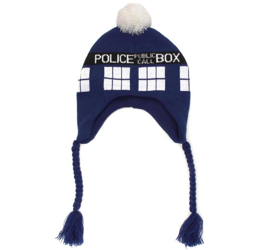 doctor-who-beanie