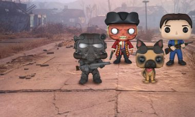 Brave the Wasteland of Fallout 4 with New Pop! Vinyl Figures