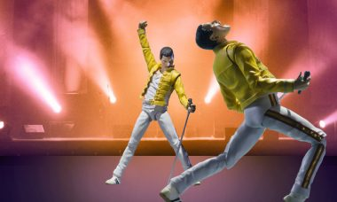 Freddie Mercury Figure will Restore Your Faith in Humanity