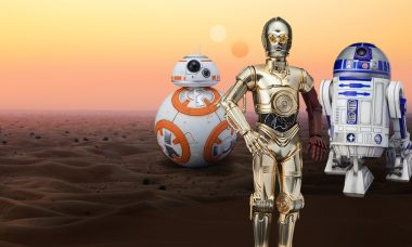 Droids from a Galaxy Far, Far Away Coming to a Collection Near You