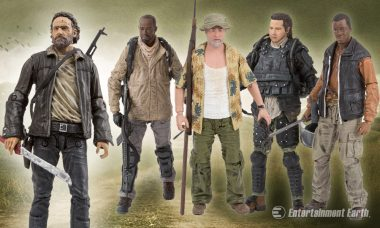 Survive the Apocalypse with New Walking Dead Series 8 Figures