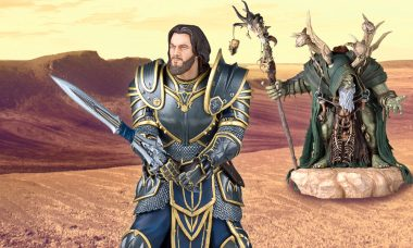 Warcraft Begins with Stunning Statues from Gentle Giant