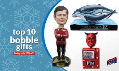 Nod Your Head to This: Bif Bang Pow! Top 10 Bobble Gifts