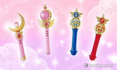 Transform Into a Magical Girl with Sailor Moon Prop Replicas