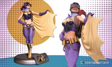 Batgirl Is Flying High as Re-Released DC Comics Bombshells Statue