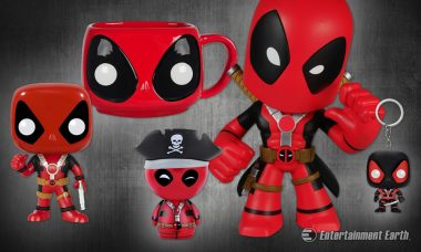 New Funko Deadpool Collectibles Are Coming Your Way!