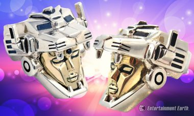 This Voltron Statement Ring Will Surely Turn Heads