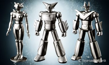 These Chogokin Die-Cast Metal Action Figures Will Leave You Breathless