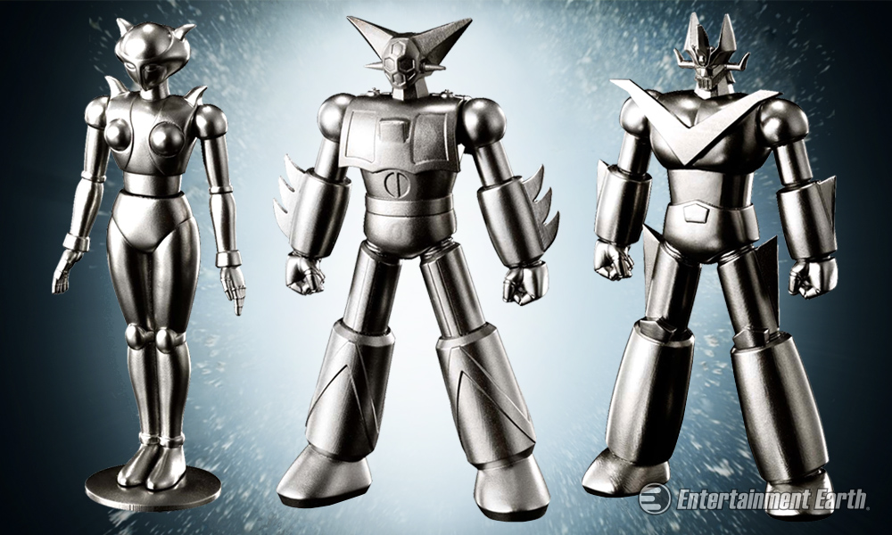 Tamashii Nations Bandai Absolute Chogokin Getter 1 Getter Robo