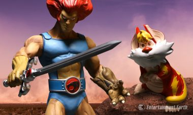 Mega Scale Adventures Await in New ThunderCats Action Figure 2-Pack