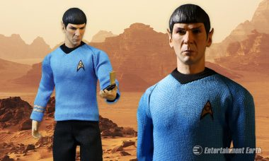 Spot-On Spock Rendition Will Satisfy the Needs of the Many