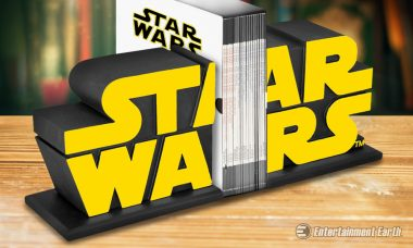 Support Your Star Wars Addiction with Star Wars Bookends Statue