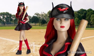 Batter Up with the All-New DC Comics Bombshells Batwoman Tonner Doll