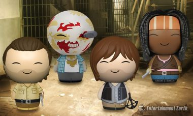 Take on the Walkers with The Walking Dead Dorbz Vinyl Figures by Funko