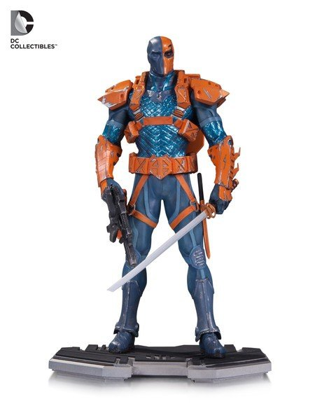 Deathstroke Icons Statue