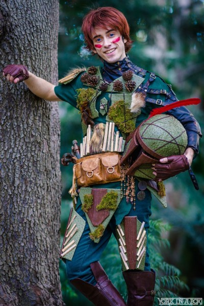 Peter Pan Fett Cosplay