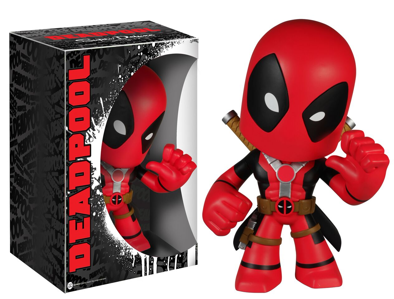 New Funko Deadpool Collectibles Are Coming Your Way