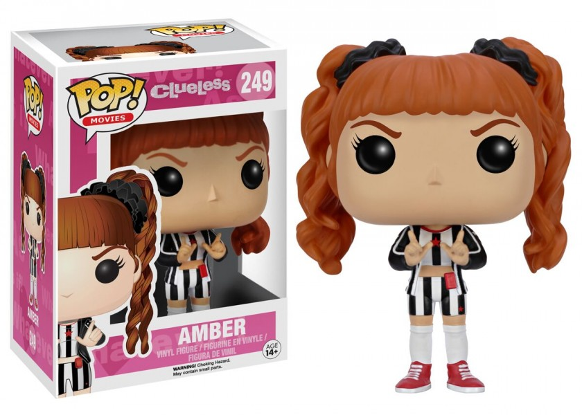 Clothes Popularity And New Clueless Pop Vinyl Figures