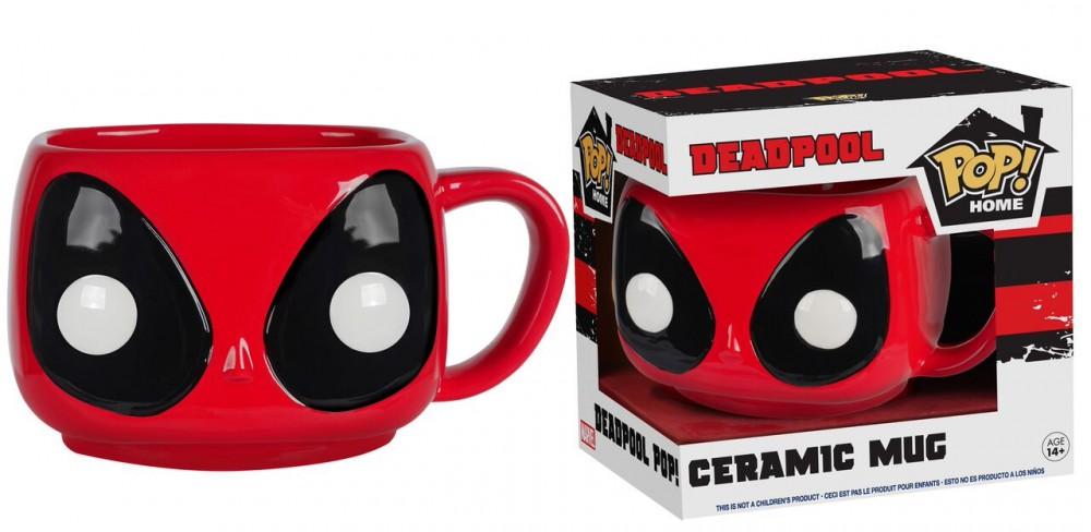 Funko Deadpool Mug