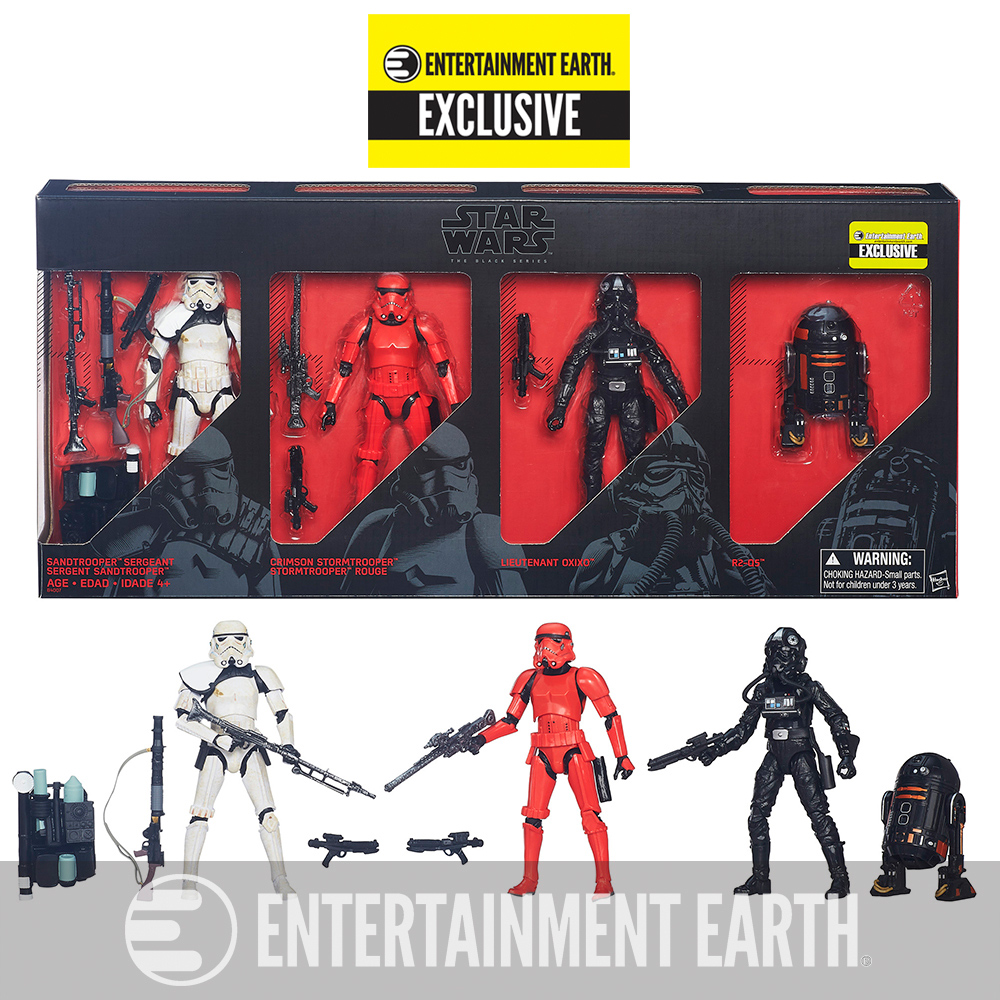 Star Wars Imperial Forces Set Exclusive
