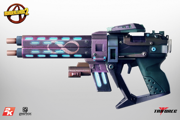 Borderlands 2 Infinity Gun