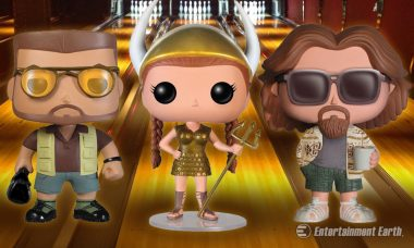 Big Lebowski Pop! Vinyl Figures Bowl Back Into Stock
