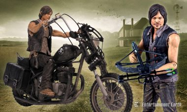 Daryl Dixon Rides on to Fight the Walking Dead in Deluxe Box Set