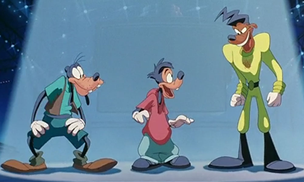 Jam To Powerline When You Watch The Real Life Goofy Movie