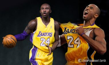 Kobe Bryant Immortalized as Real Masterpiece 1:6 Scale Figure