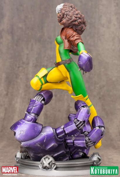X-Men Rogue Danger Room Sessions Fine Art Statue