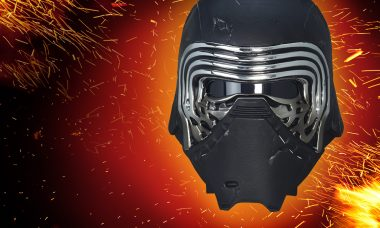 Command the First Order With the Kylo Ren Voice Changer Helmet