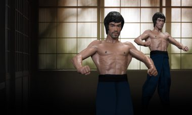 New Bruce Lee Statue Will Cause Serious Beard Envy