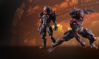 Master the Hunt with the Predator Play Arts Kai Variant Figure