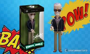 Complete Your Marvel Collection with Funko's Stylized Stan Lee Vinyl Figure