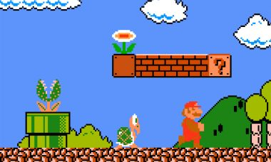 Listen to the Official Lyrics for Nintendo's Super Mario Bros. Theme