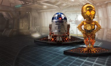 New Droid Statues Have the Lights and Sounds You Were Looking For