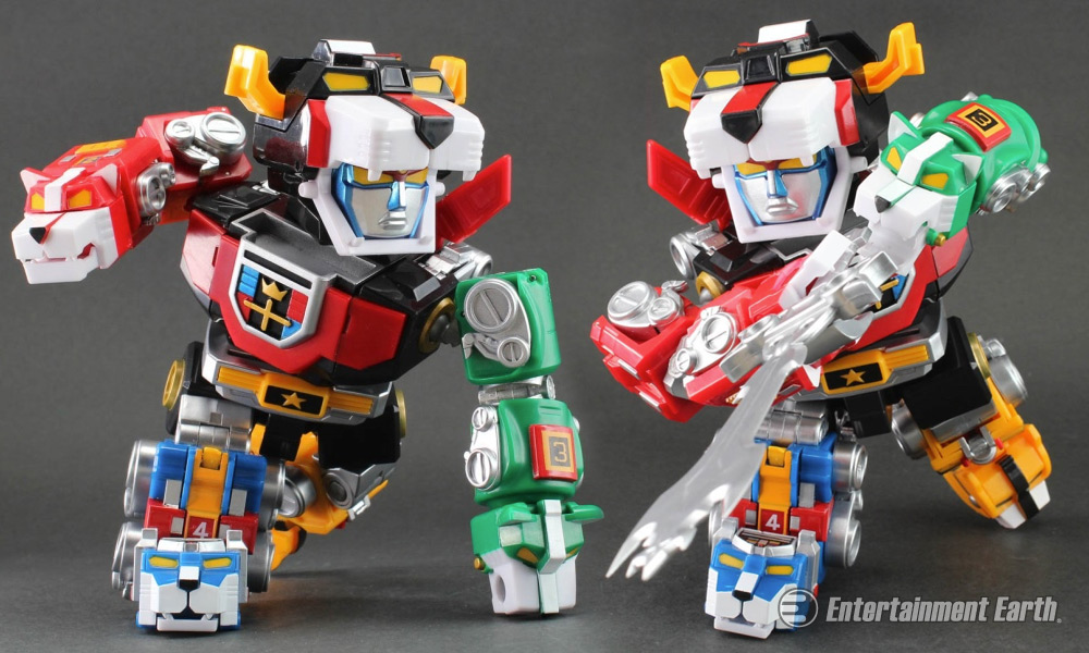 Team Up And Defend The Universe With Voltron Altimite Dx
