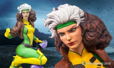 Rogue Is Put to the Test in New Danger Room Sessions Fine Art Statue
