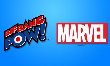 The Daily Bugle Reports that Bif Bang Pow! Will Make Marvel Collectibles!