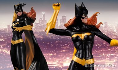 Fight Gotham City's Horrifying Villains with DC Collectibles Cover Girls Batgirl Statue