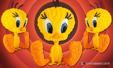 Mark Dean Veca x Kidrobot Tweety Bird is Surreal Mix of Art and Style