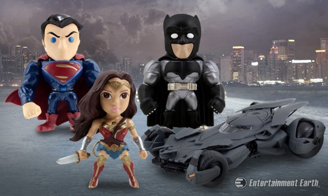 Batman v Superman Die-Cast Action Figures
