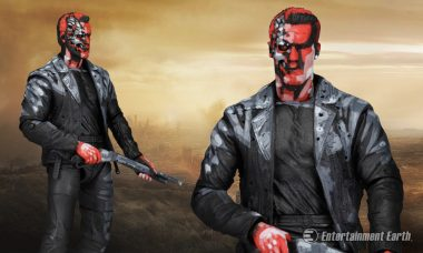 "The Terminator 2 T-800 Video Game Action Figure Is Every ""Bit"" of Exciting"