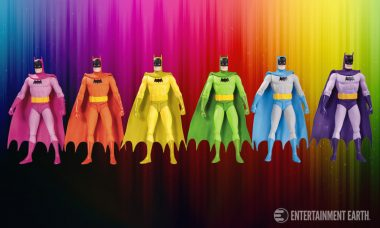 Rainbow Batman 6-Pack Is the Most Powerful Rainbow Figures Yet