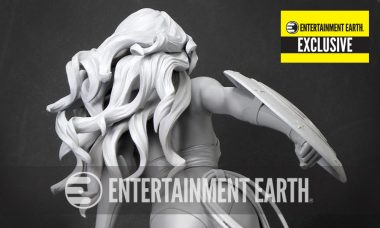 Sneak Peek of Our Exclusive Wonder Woman Fantasy Figure Gallery Statue