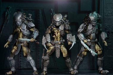These Ancient Predator Action Figures Will Give New Life to Your Collection