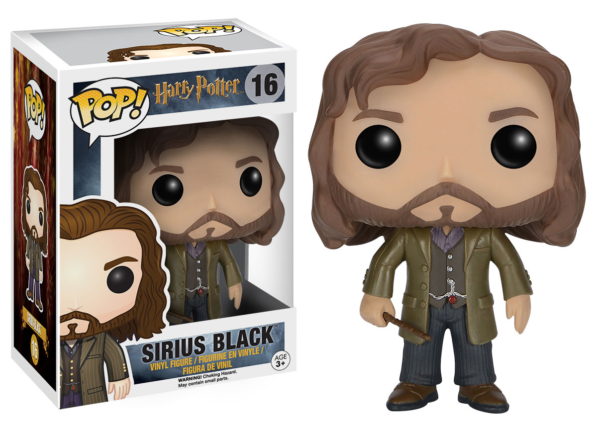 New Wave of Harry Potter Pop! Vinyls Includes a Godfather, House Elf ...